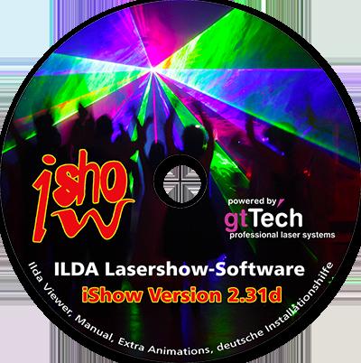 IShow Lasershowsoftware