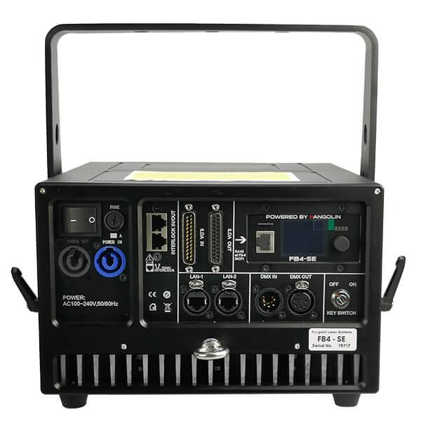 Club-10KF 10W FB4 RGB ILDA Showlaser