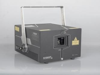 Kvant ClubMax 15 FB4 RGB Pure Diode High-End Showlaser