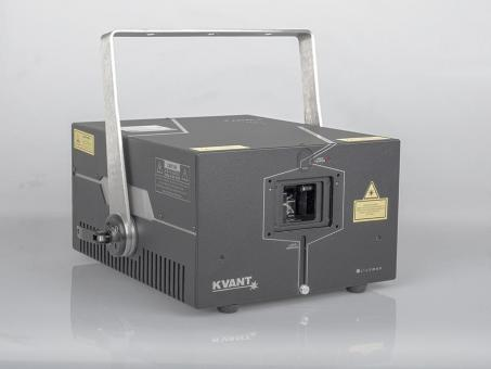 Kvant ClubMax 6000 FB4 RGB Pure Diode High-End Showlaser