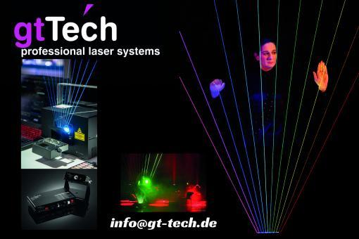 Laserharfe Controller Set (laser-harp) LH1 MK2 WHITE